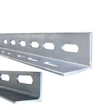 ASTM A572 Gr60 Gr50 A36 Hot Rolled Galvanized Perforated Ms Steel Angle Slotted Iron Angle Bar