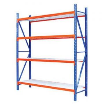 Warehouse heavy duty shuttle rack racking system