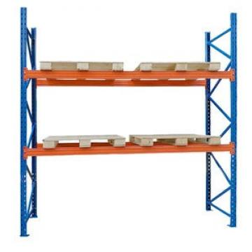 Heavy Duty 4.5T Per Layer Metal Warehouse Storage Pallet Racks For Industrial Storage Shelf