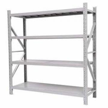 Sunnyrack Storing Large Quantity Cart Push Back Pallet Racking System/Steel Warehouse Shelving