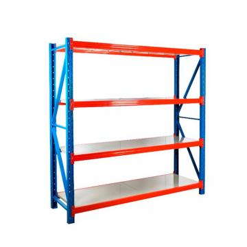 metal light duty warehouse storage rack shelf 80kg 2000mm 1-4layers