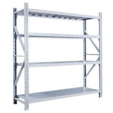 Warehouse Customized Size Light Duty Racking Long Span Shelving with Wire Mesh