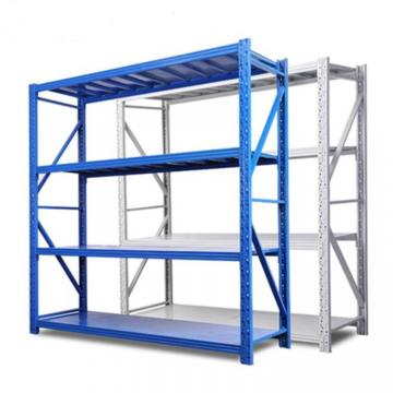 Warehouse Storage Iron Material Shelf