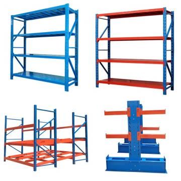 Multitier Grocery Department Store Display Racks