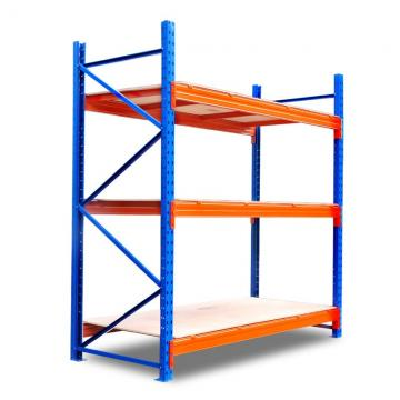 Mobile Pallet Racking for Warehouse Storage CE Certificate Heavy Duty Metal Rack Adjustable