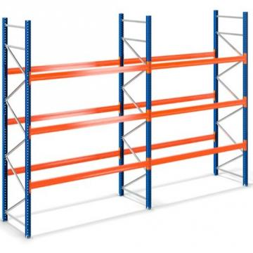 Heavybao Industrial Warehouse Storage Rack Stainless Steel Stacking Shelf Rack Shelving Rack