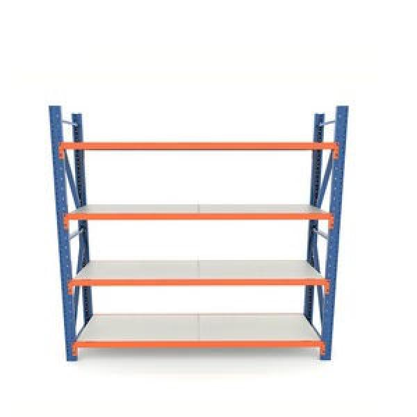 Light Duty corrosion protection Warehouse industrial boltless rack