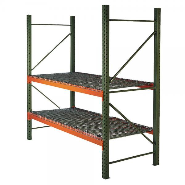 Storage Rack Floor Standing Boltless Shelving Adjustable Utility Shelves for Home, Garage, Warehouse